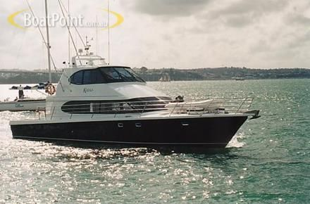 2000 SALTHOUSE 65 - $1,200,000  2 x Cummins 635hp, 7200lts Fuel, 1000lts water, 3 showers, 3 toilets, cockpit alfresco, 1 dbl bed, 4 singles, water desalinator