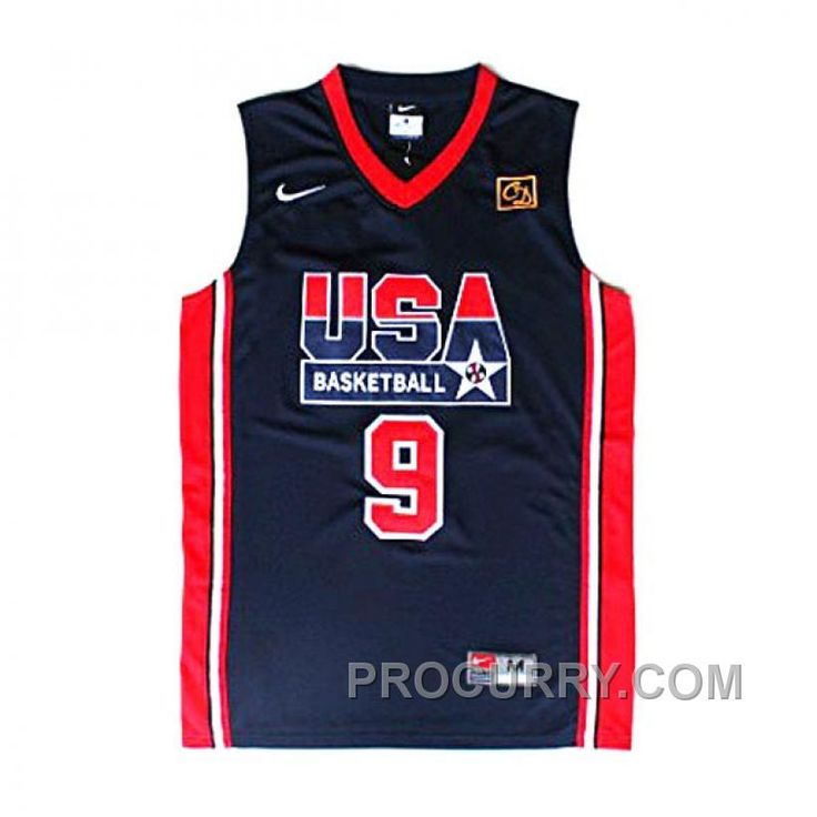 Find Michael Jordan 1992 USA Basketball Dream Team Navy Blue Jersey For  Sale online or in Footseek. Shop Top Brands and the latest styles Michael  Jordan ...