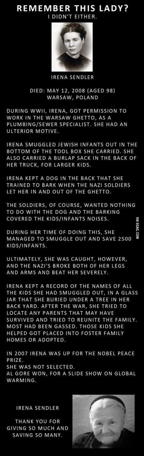 Heroes do extraordinary things. What I did was not an extraordinary thing. It was normal - Irena Sendler