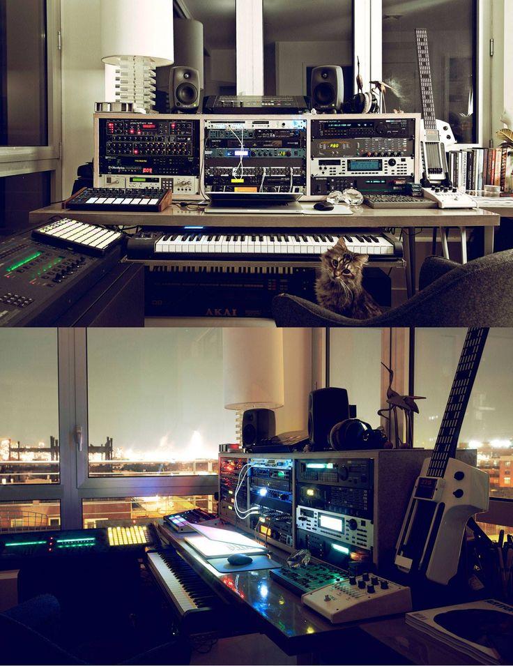 Joy Studio Design Gallery Best: Apartment Recording Studio
