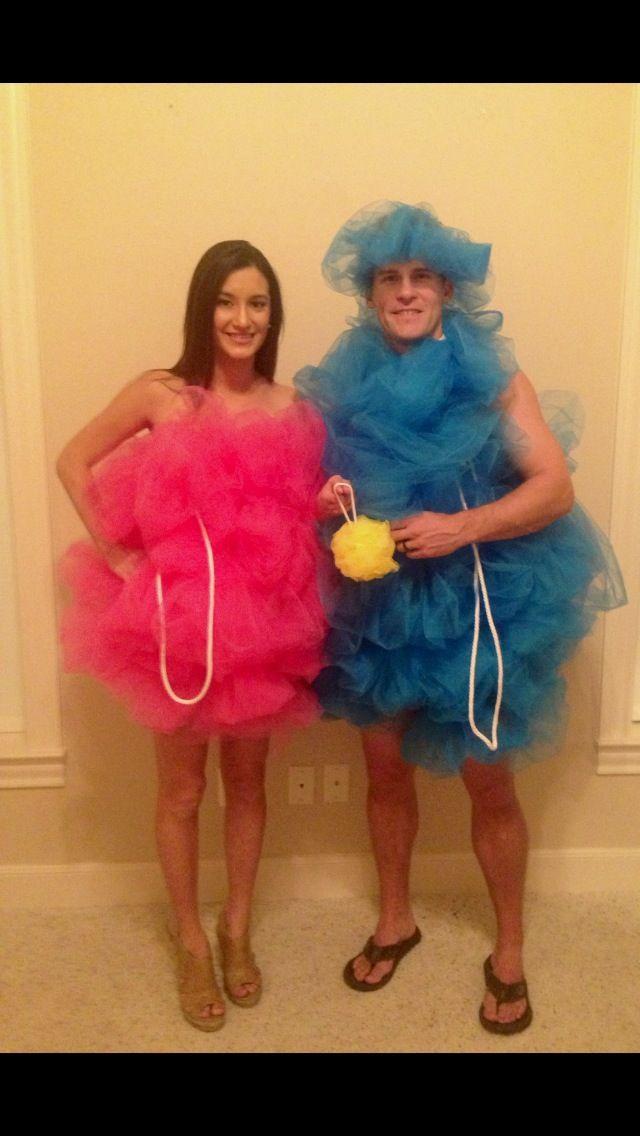 loofah halloween couples costume loofah and a bar of soap or body wash - Bar Of Soap Halloween Costume