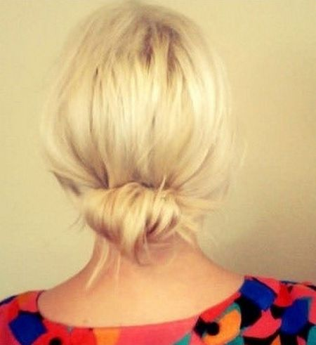 chignon-cheveux-courts