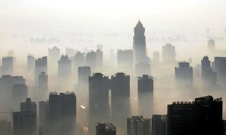 Air pollution could become China's biggest health threat