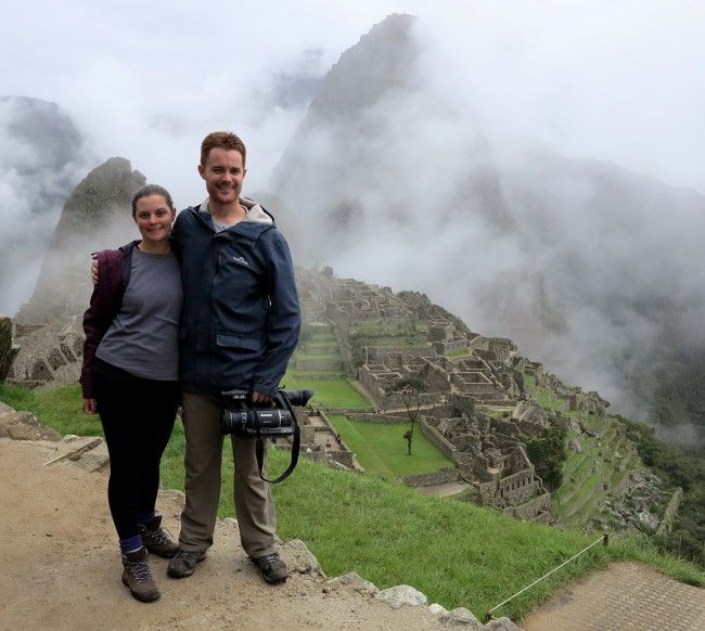MORPH NOTED-We did it! We hiked the #Inca Trail. You can check out our full post, along with #photographs and a #video here >> http://double-barrelledtravel.com/essential-tips-for-hiking-the-inca-trail/ #Peru #adventure #explore #MachuPicchu