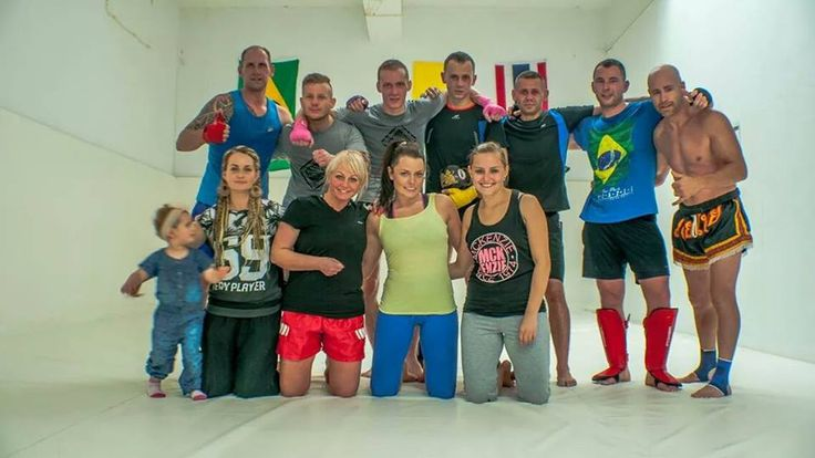 Naas Kickboxing & Fitness Training Camp, Oct 2014