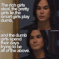 Caleb vertaling voor meisjes maar niet die voor Hanna want Hanna is gewoon geweldig❤