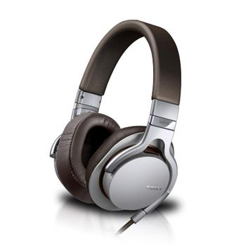 Casque audio nomade Sony Casque audio nomade MDR-1R Silver