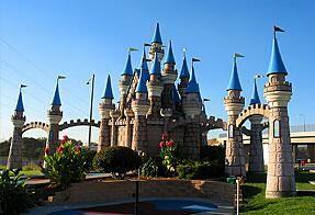 Unknown Castle - Roseville, California