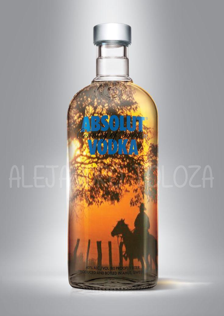 Absolut vodka, llanos orientales