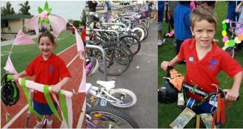 Ride2School in March   City of Port Phillip - Community Environment eHub