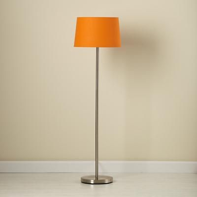 Kids' Floor Lamps: Kids Floor Lamp Base with Fabric Shade in All Lighting