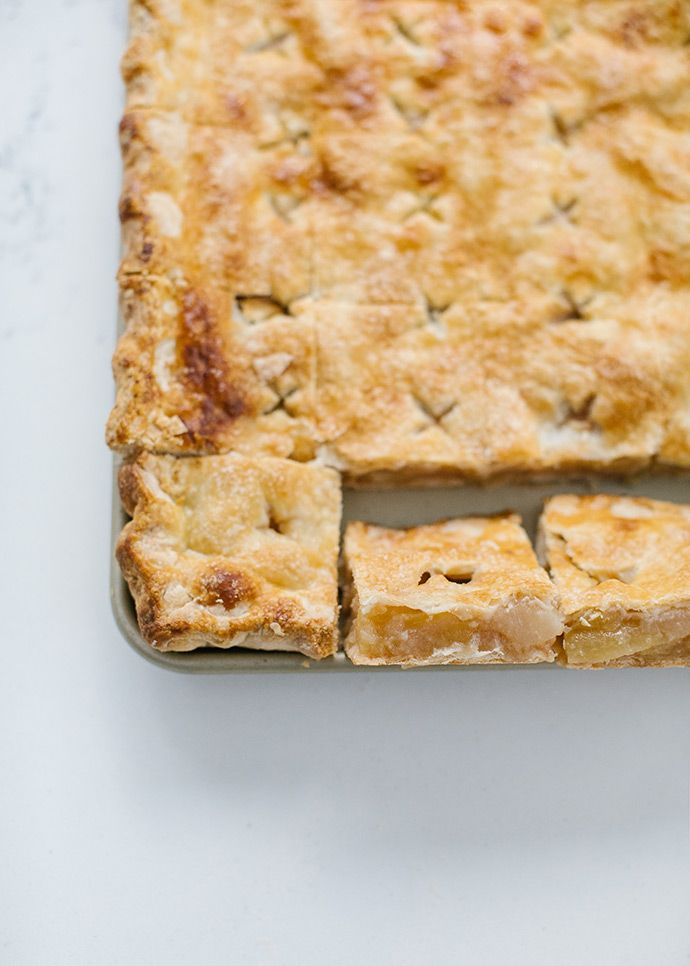 Bake this tasty apple and pear treat this fall!