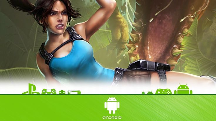Lara Croft: Relic Run - First Look (Android Gameplay)