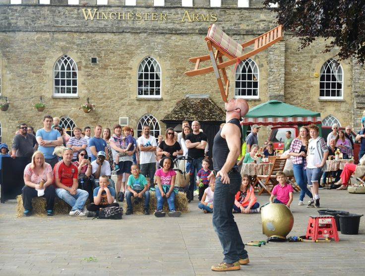Somerfest! Taunton's very own all day festival!