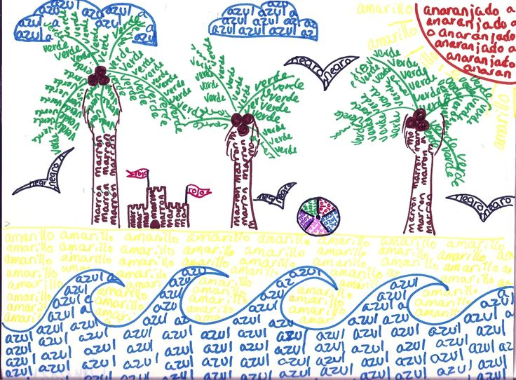 An artistic way I used to have my students practice color vocabulary in French or Spanish. http://lizslessons.blogspot.com/