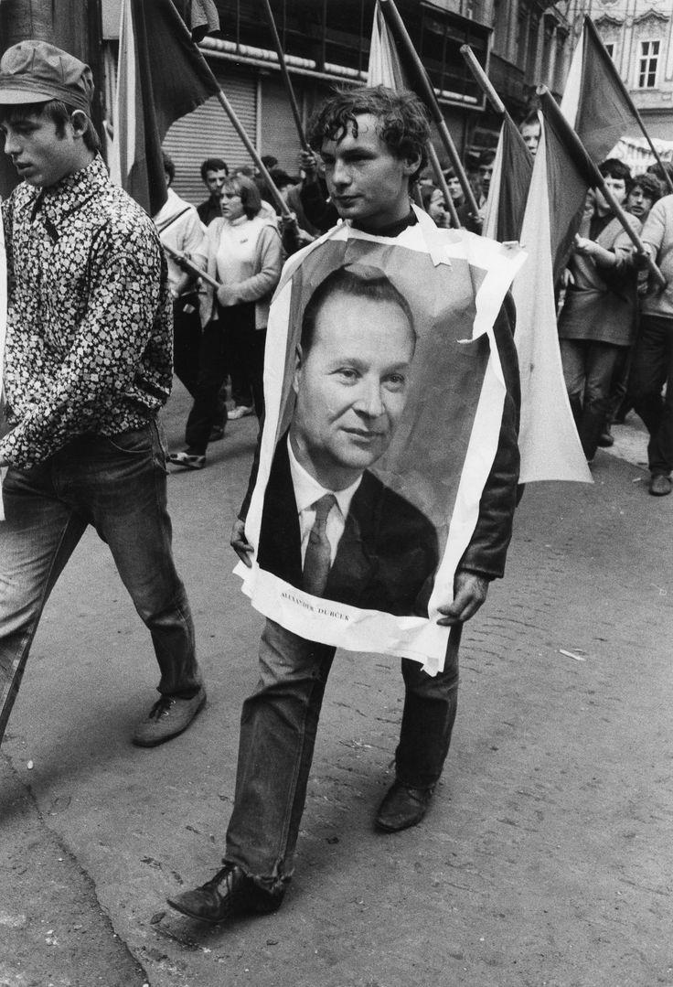 Sune Jonsson. Prag, 1968