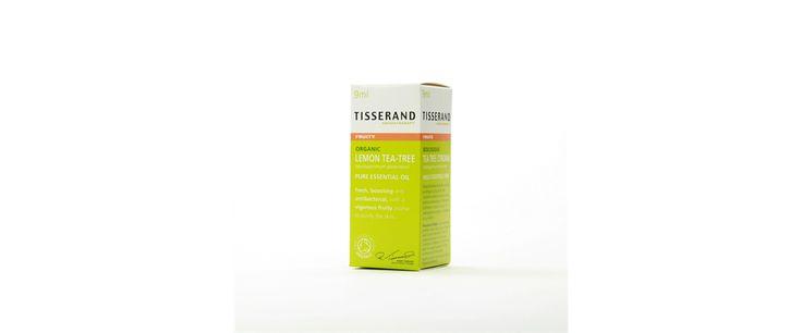 Økologisk Lemon Tea-Tree Æterisk Olie er en antibakteriel olie med en kraftig frugtagtig aroma. Bruges til bl.a hudpleje, især til uren hud/acne.