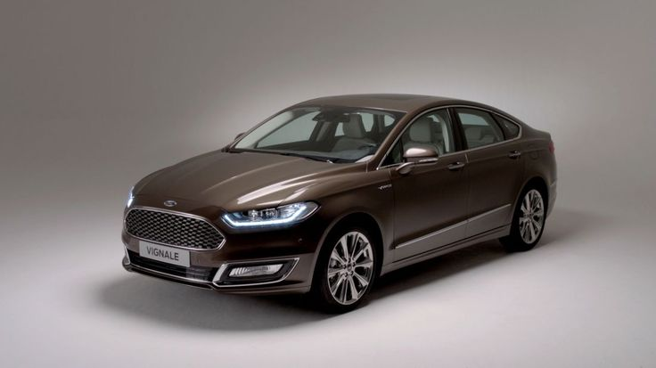 2016 Ford Mondeo Vignale Price and Review  The 2016 Ford Mondeo Vignale is an envoy of the fifth generation. It is derived from the Vignale concept offered during April 2013.  #ford #mondeo #sedan #wagon