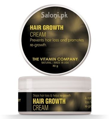 THE VITAMIN COMPANY HAIR GROWTH CREAM 40 GRAMS Saloni™ Health