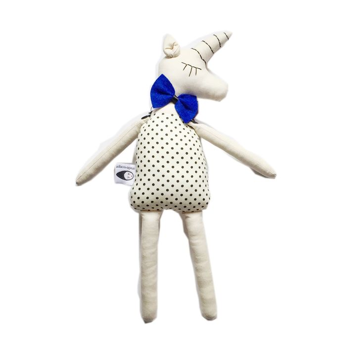 Studio Escargot Unicorn Doll