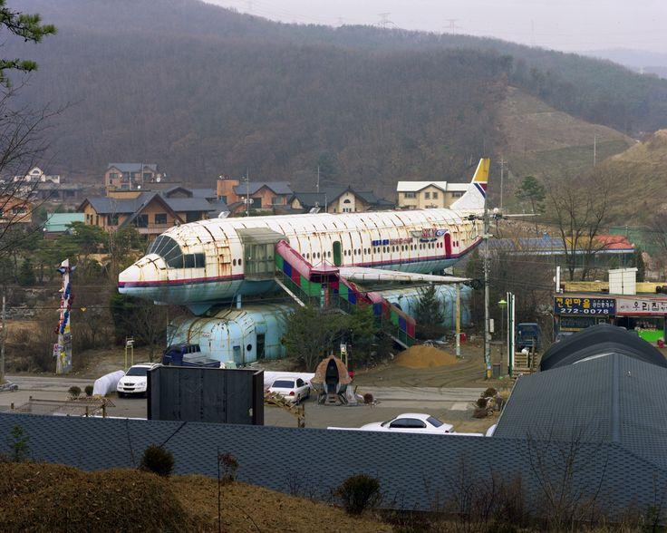 simon boudvin, AVION 03 (Yongin), 2009