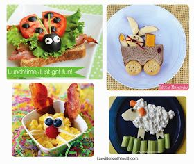 It's Written on the Wall: Got a Picky Eater? 35 Fun Foods to Make for the Kids that they'll LOVE!