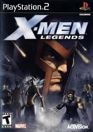 X-Men Legends - PlayStation 2 Game Includes Sony PS2 original game disc in case and may come with the original instruction manual and cover art when available. All PlayStation 2 games will play on any