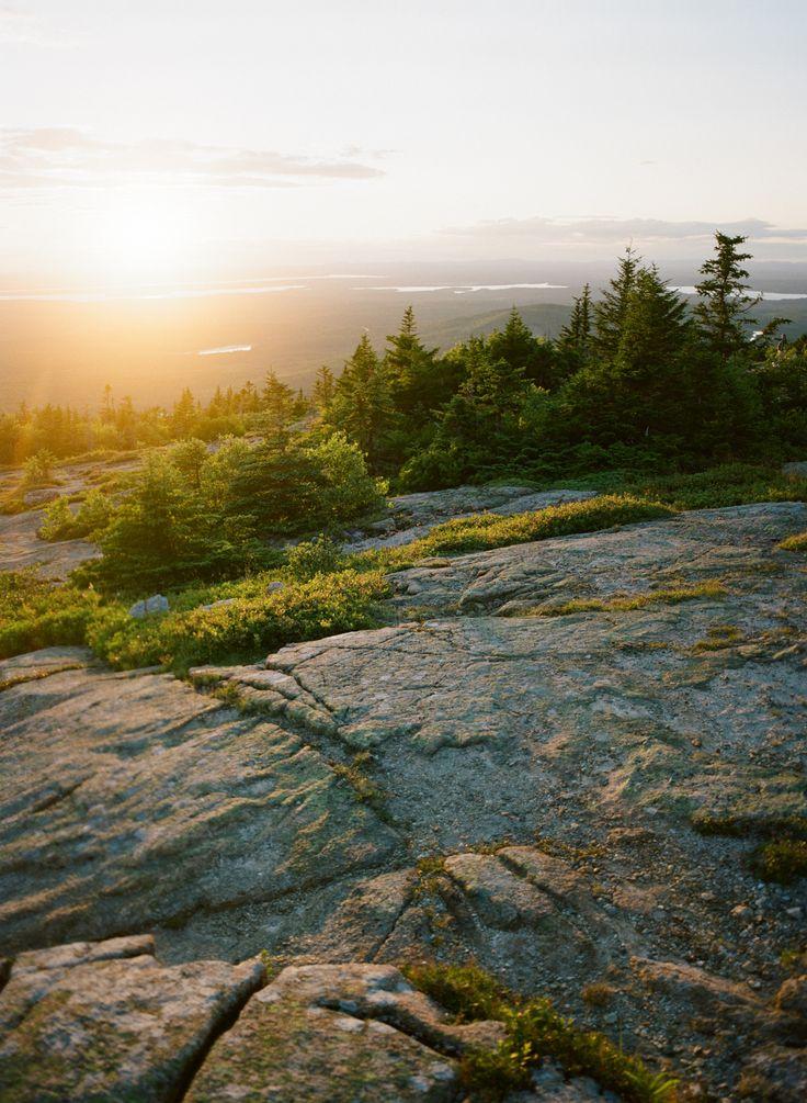Blue Hill Overlook, Acadia National Park