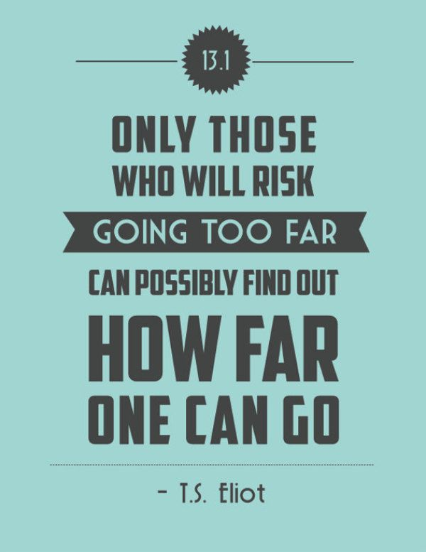 Quotes Everywhere: Take the Risk - Wave Avenue