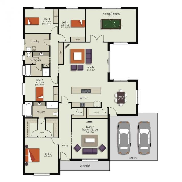 7 best House Designs images on Pinterest | House design ...