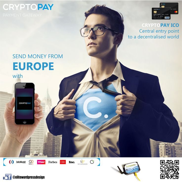 #Cryptopay #ICO- Central entry point to a #decentralised world! http://saleforwell.ru/59e501278b30a89e088b4585/subaccount We are creating a seamless bridge between #crypto and conventional #assets which will allow you to #invest, move, and manage your money, all on one #platform.  Operational since 2013. Forget MVPs, we're already up & running! Accepting #payments globally! #Bitcoin #payment gateway. Bitcoin #wallet & #exchange. Bitcoin #debit card. Bitcoin #Stock #brokerage. Bitcoin #bank…