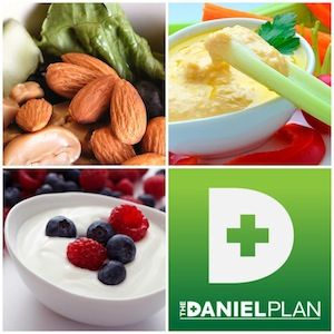 The Daniel Plan — A blog by Laurie McClure Hausam... Her journey through the plan