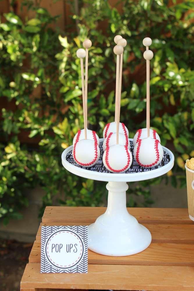 Cumpleaños con tema Béisbol - Dale Detalles