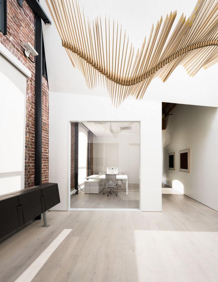 221 best office design images on pinterest office - Office interior design san francisco ...