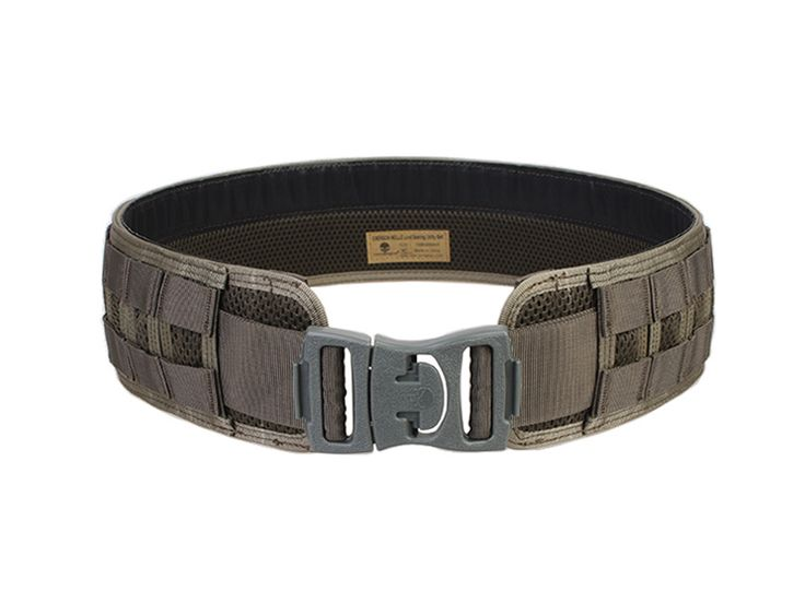 Tactical Heavy Duty Belt  Molle System MF Style-Foliage Camo