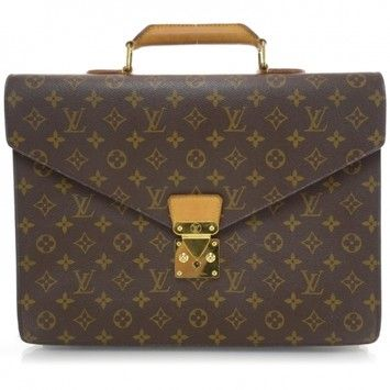 Louis Vuitton Serviette Counsiller Briefcase Laptop Laptop Bag. Carry your laptop in style! The Louis Vuitton Serviette Counsiller Briefcase Laptop Laptop Bag is a top 10 member favorite on Tradesy. Save on yours before they're sold out!