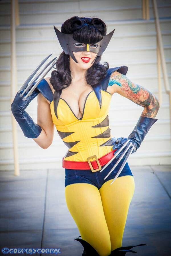 Marvel | X-Men: Lady Wolverine Cosplay by Stephanie Castro #crossplay