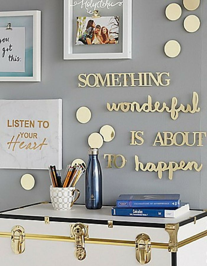 Pin On Wall Decor For Teen Girls