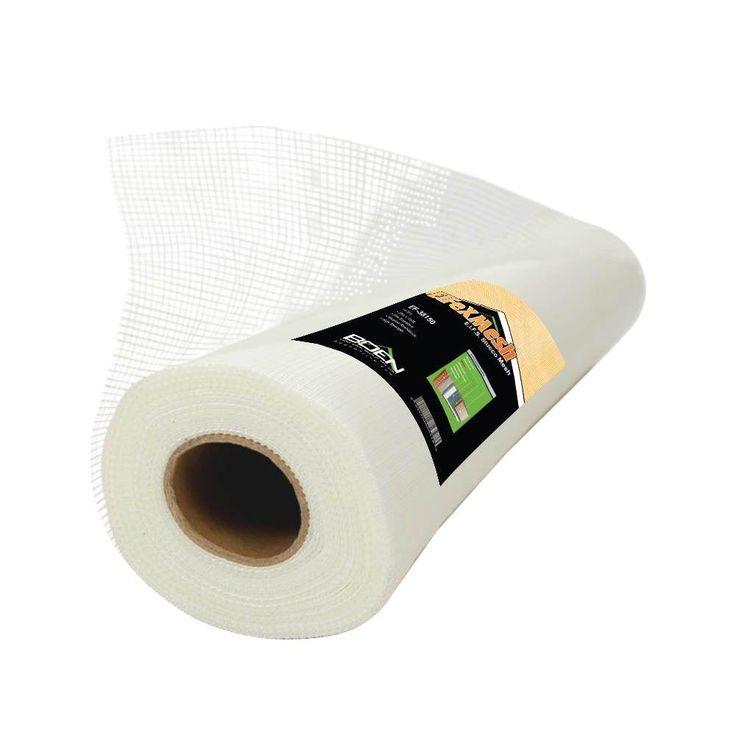 BOEN 19 in. x 150 ft. Self Adhesive EIFS Stucco Mesh-EM-195150S - The Home Depot