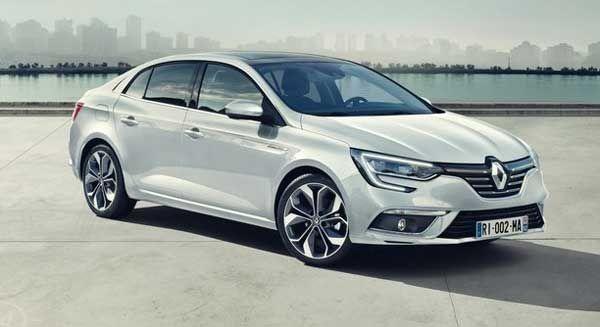 2017 Renault Megane Sedan | Renault Megane Grand Coupe Specs Price