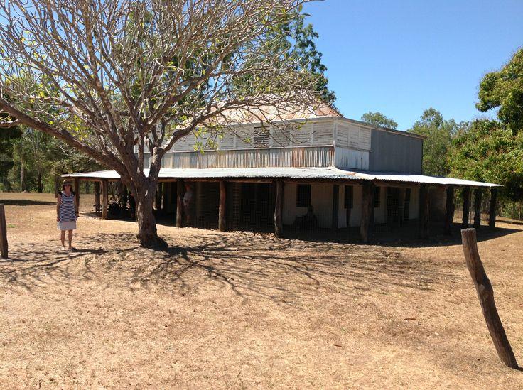 Old Laura Homestead