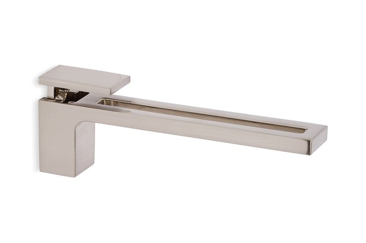 SH48A-17S (Satin Nickel) - Small Elegant Shelf Support
