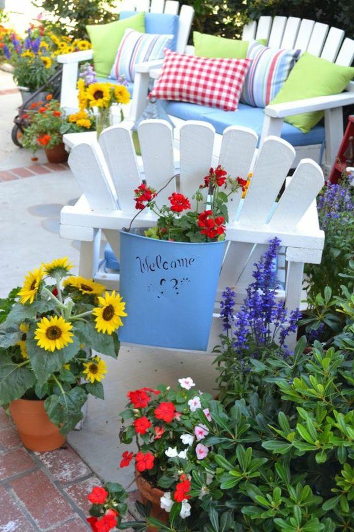 ▷ 1001 + Idées pour décorer son jardin + des accessoires ...