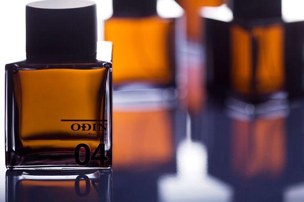 ODIN 04 PETRANA EAU DE PARFUM. The perfect transition spritzer for Fall.