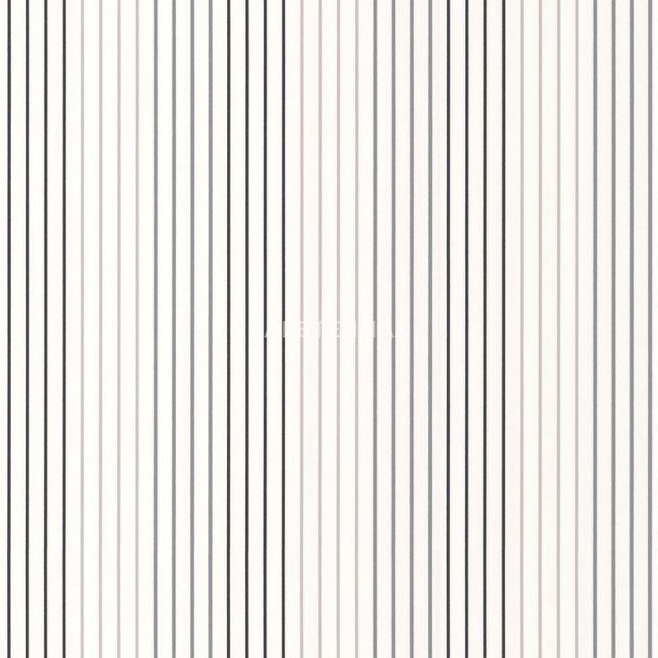 Weiße Streifen zieren die Vliestapete 2562-49 aus der Kollektion Flock 3 von livingwalls. Besuchen Sie unseren Shop für weitere günstige Tapeten!