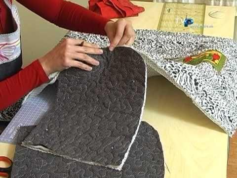 Como Fazer Capa para Máquina de Costura | Fácil! - YouTube