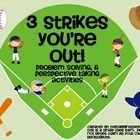 Social Hidden Rules of a Baseball Game.  Problem solving and & perspective taking activities.  Check out my blog www.thedabblingspeechie.com for more ideas and resources.