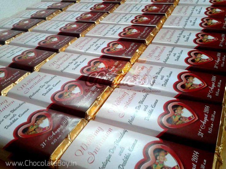 Birthday Return Gifts | Return Gift Ideas | Home Made Chocolates
