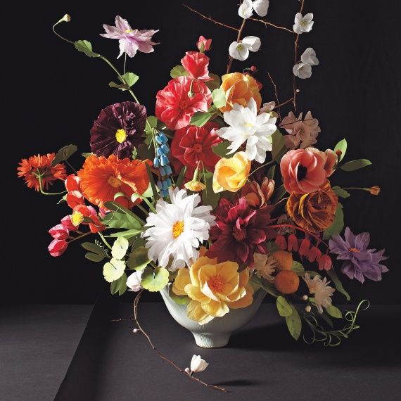 24 best the exquisite book of paper flowers images on pinterest book review the exquisite book of paper flowers mightylinksfo
