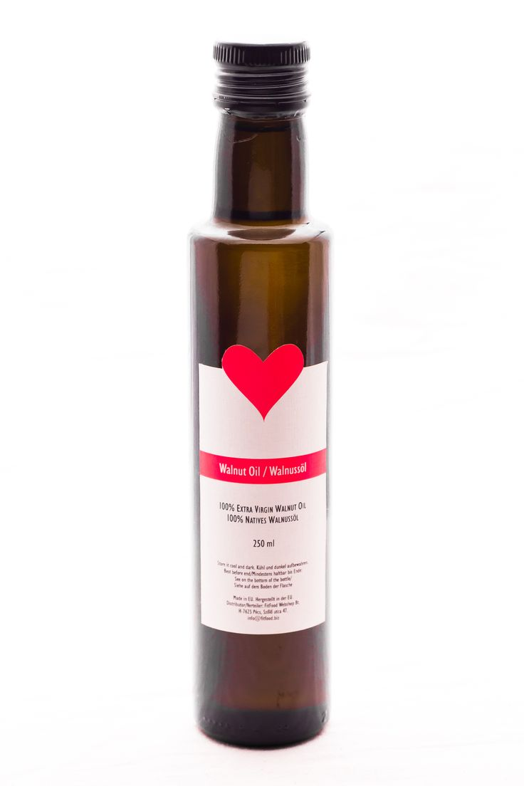 100% Walnut Oil